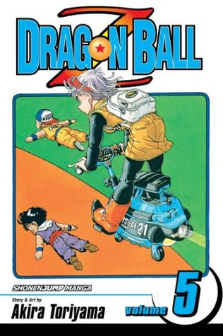 Dragon Ball Z, Vol. 5 (SJ Edition): Dragon Ball In Space