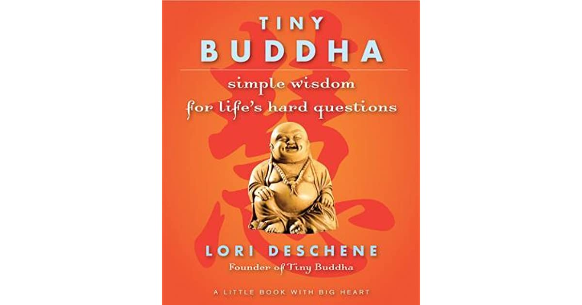 Tiny buddha dating
