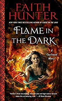 Book Review: Flame in the Dark by Faith Hunter