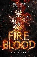 Fireblood (Frostblood Saga #2)