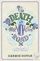 Death on West End Road (Hamptons Murder Mysteries #3)