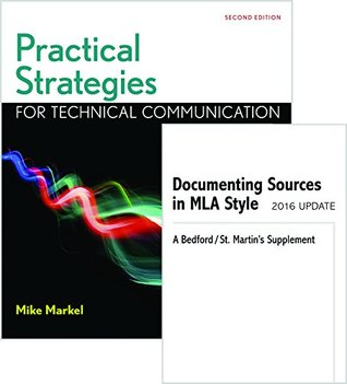 Practical Strategies for Technical Communication [with Documenting Sources]