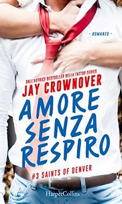 Amore senza respiro (Saints of Denver, #3)
