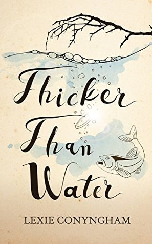 Thicker than Water (Murray of Letho, #10)