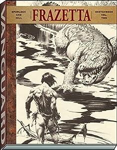 Frazetta Sketchbook, Vol. II