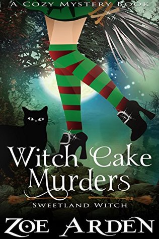 Witch Cake Murders by Zoe Arden