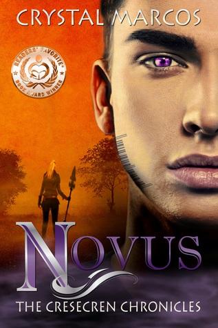 Novus (The Cresecren Chronicles, #1)