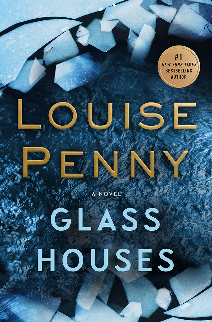 #13 Glass Houses - Louise Penny