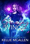 Growing Wings (The Caged, #2)
