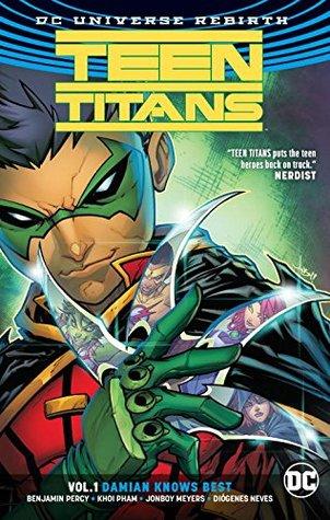 Teen Titans, Volume 1: Damian Knows Best
