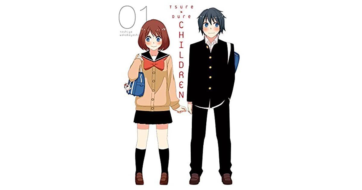 Tsuredure Children Vol  1 by Toshiya Wakabayashi