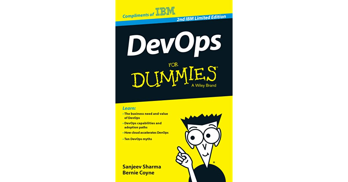 Devops For Dummies By Sanjeev Sharma