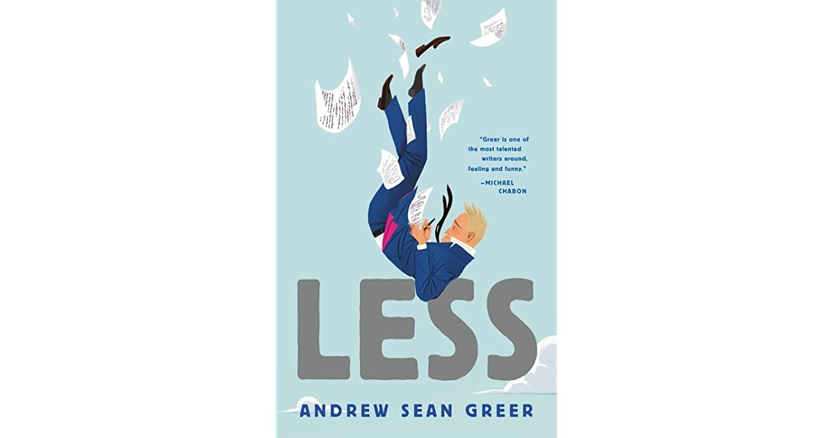 Less by andrew sean greer all editions add a new edition combine fandeluxe Images