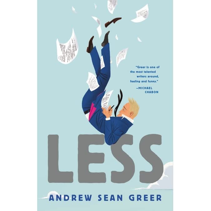 Less by andrew sean greer fandeluxe Image collections