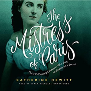 Mistress of Paris by Catherine  Hewitt