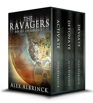 The Ravagers Box Set: Episodes 1-3