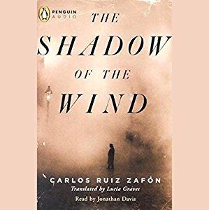 The Shadow of the Wind (El cementerio de los libros olvidados #1)