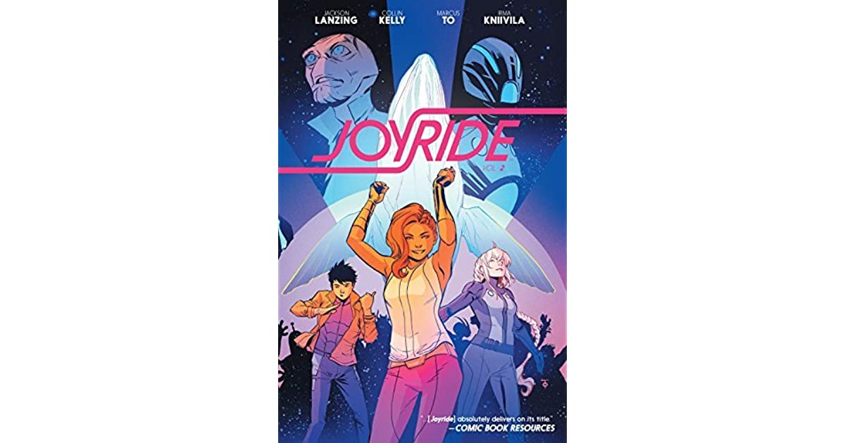 Joyride Vol  2 by Jackson Lanzing