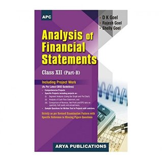 Analysis of Financial Statement Class - XII (Part - B)
