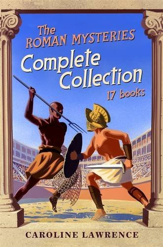 the Roman mysteries complete collection