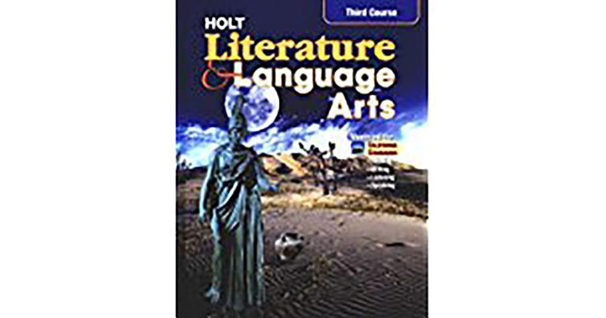 Holt Literature And Language Arts Student Edition Grade 9