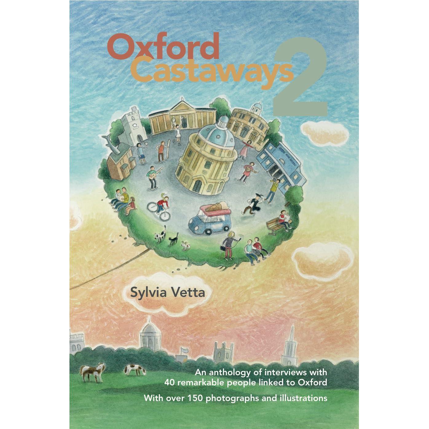 Oxford Castaways 2 By Sylvia Vetta
