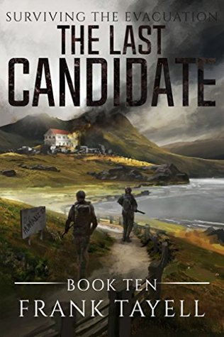 The Last Candidate by Frank Tayell