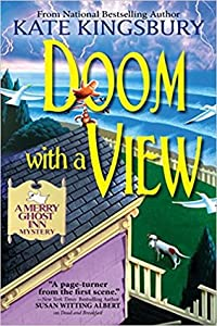 Doom with a View (Merry Ghost Inn. #2)