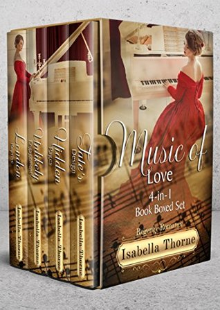 The Music of Love Boxed Set: The Amelia Atherton Collection