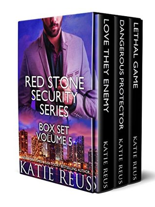 Red Stone Security Series Box Set by Katie Reus