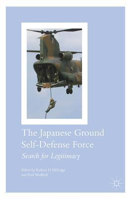 The Japanese Ground Self-Defense Force Search for Legitimacy