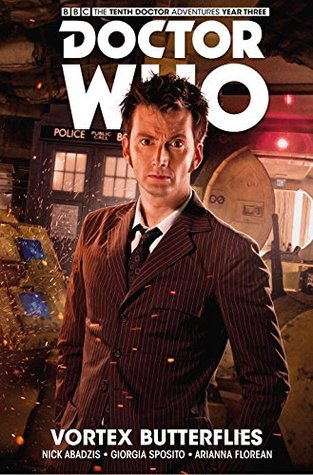 Doctor Who: The Tenth Doctor, Facing Fate Vol 2: Vortex Butterflies