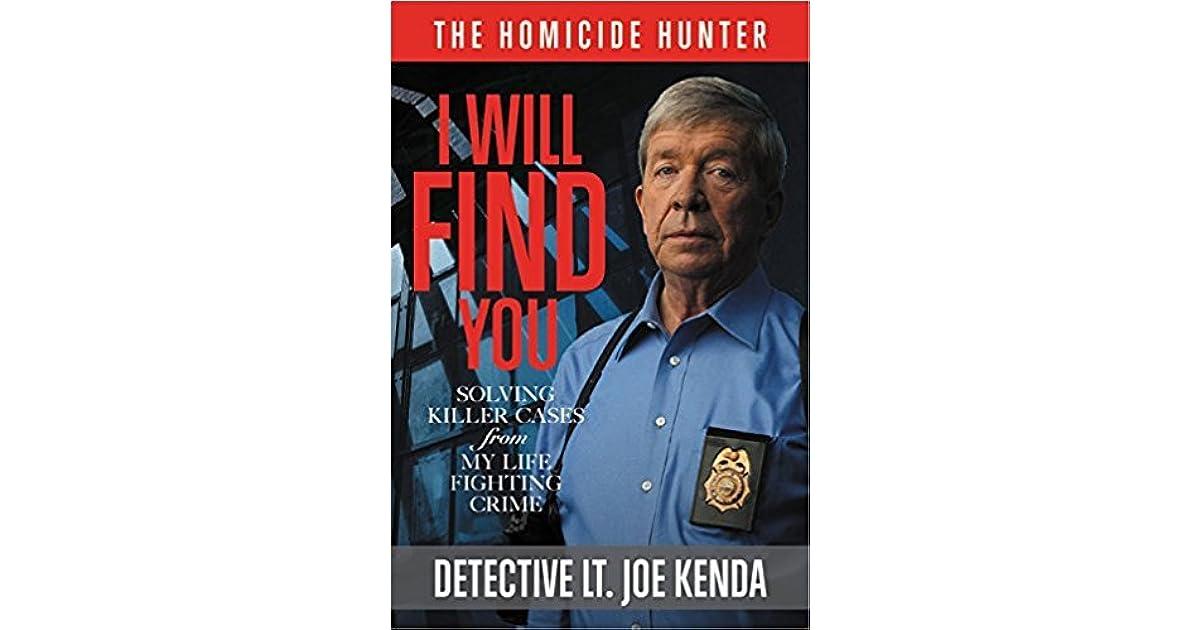 homicide hunter joe kenda bio