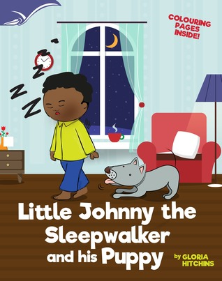 Little Johnny the Sleepwalker and His Puppy