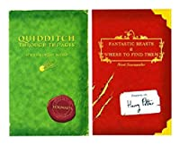 Quidditch Through The Ages And Fantastic Beasts And Where To Find Them