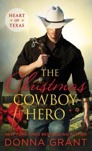 The Christmas Cowboy Hero (Heart of Texas, #1)