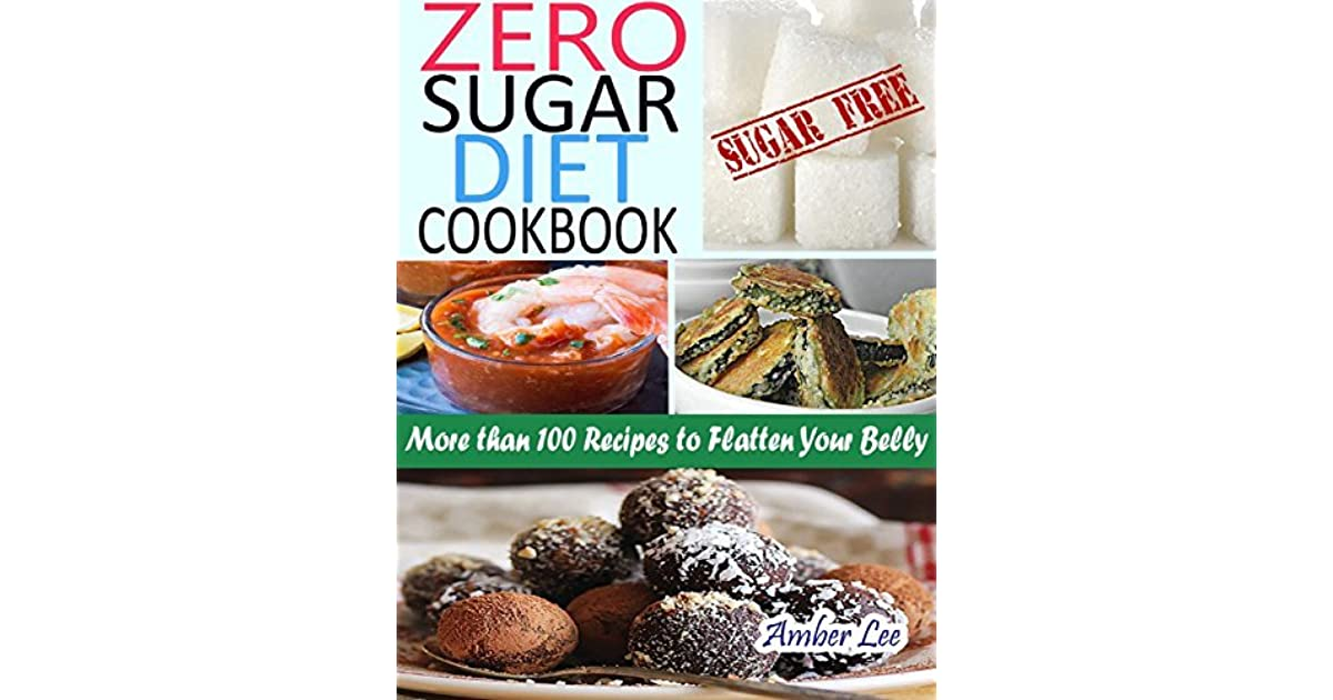 Zero sugar diet book recipes
