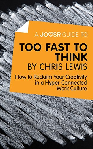 Too Fast to Think - Chris Lewis