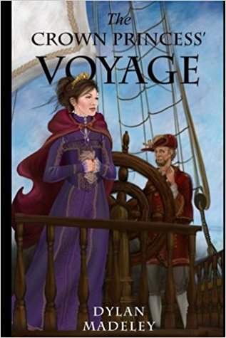 The Crown Princess' Voyage