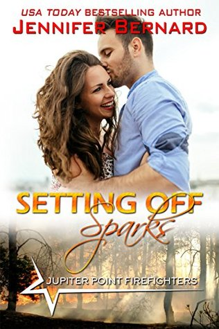 Setting Off Sparks (Jupiter Point, #4)