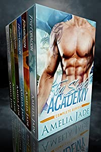 Top Scale Academy - The Complete Dragon Shifter Series
