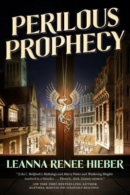 Perilous Prophecy (Strangely Beautiful, #3)