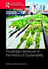 Routledge Handbook of the History of Sustainability