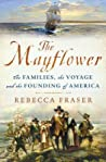 The Mayflower by Rebecca  Fraser