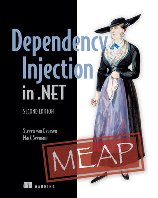 Dependency Injection in .NET, Second Edition by Mark Seemann