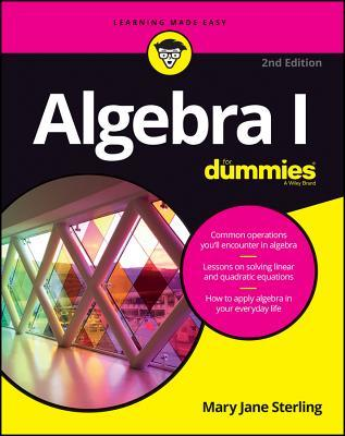 Algebra I For Dummies  2nd Edi - Mary Jane Sterling 190