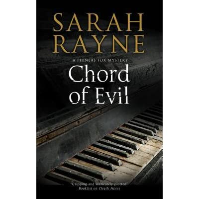 Chord of Evil (Phineas Fox #2) by Sarah Rayne
