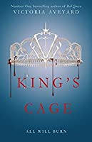 King's Cage (Red Queen 3)