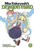 Miss Kobayashi's Dragon Maid Vol. 1 (Kobayashi-san Chi no Maid Dragon, #1)