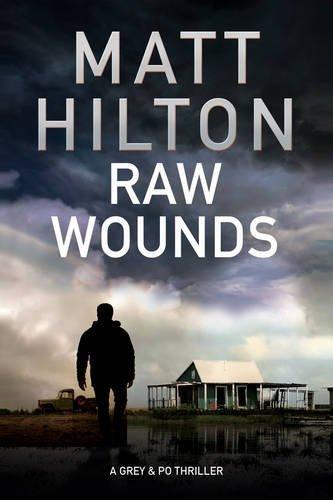 Raw Wounds - Matt Hilton